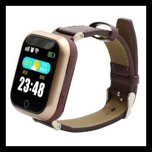 Smart часы с GPS GP-07 Золотые