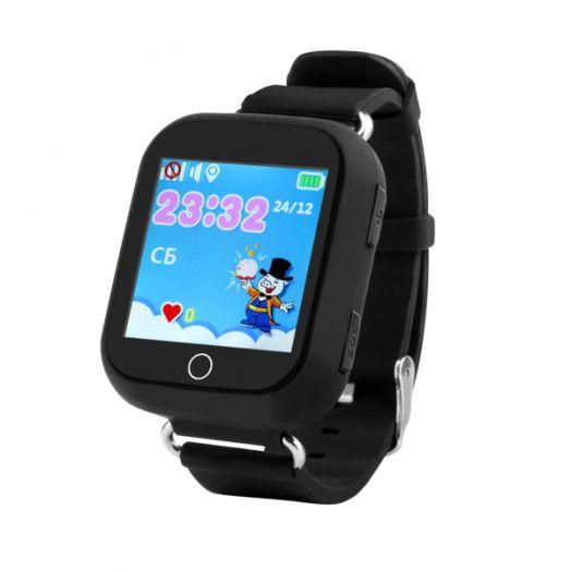 Smart часы с GPS GP-07 Чёрные