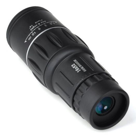 Монокуляр Следопыт SL-37 Чёрный 10*40