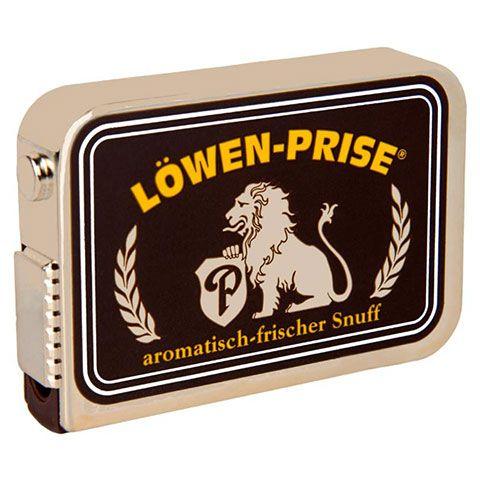 Нюхательный табак Löwen-Prise