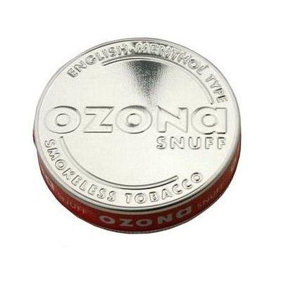 Нюхательный табак Ozona Menthol 7гр