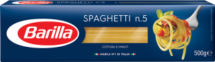 Барилла Спагетти 500г