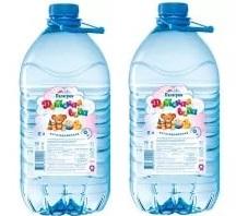 Доставка воды Пилигрим ДЕТСКИЙ 2 бутыли по 5 литров