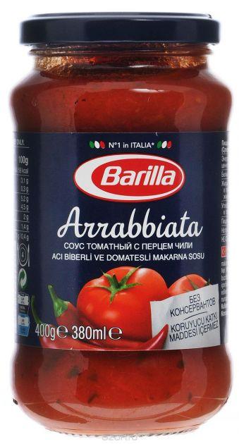 Барилла Соус Арраббьята 400г