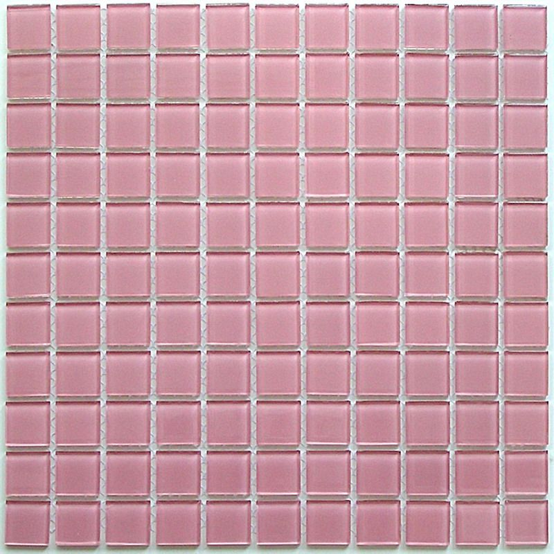 Мозаика стеклянная Bonaparte Pink Glass