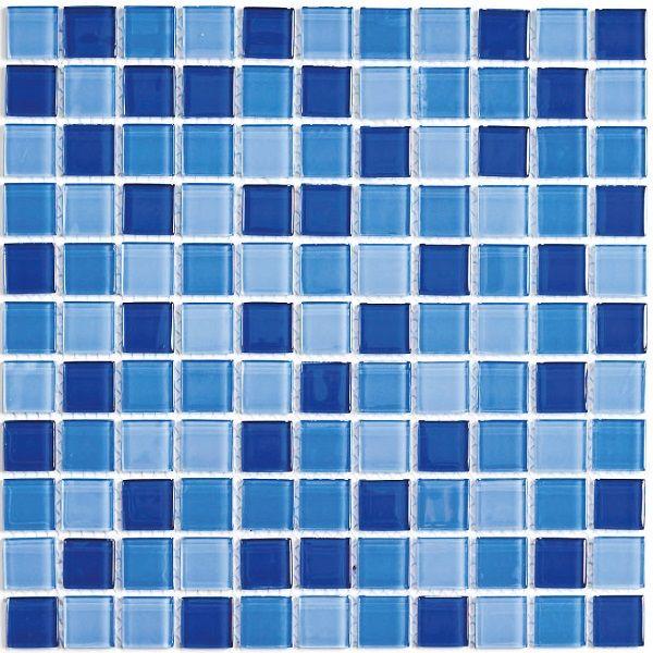 Мозаика стеклянная Bonaparte Blue Wave 1