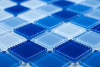 Мозаика стеклянная Bonaparte Navy Blu