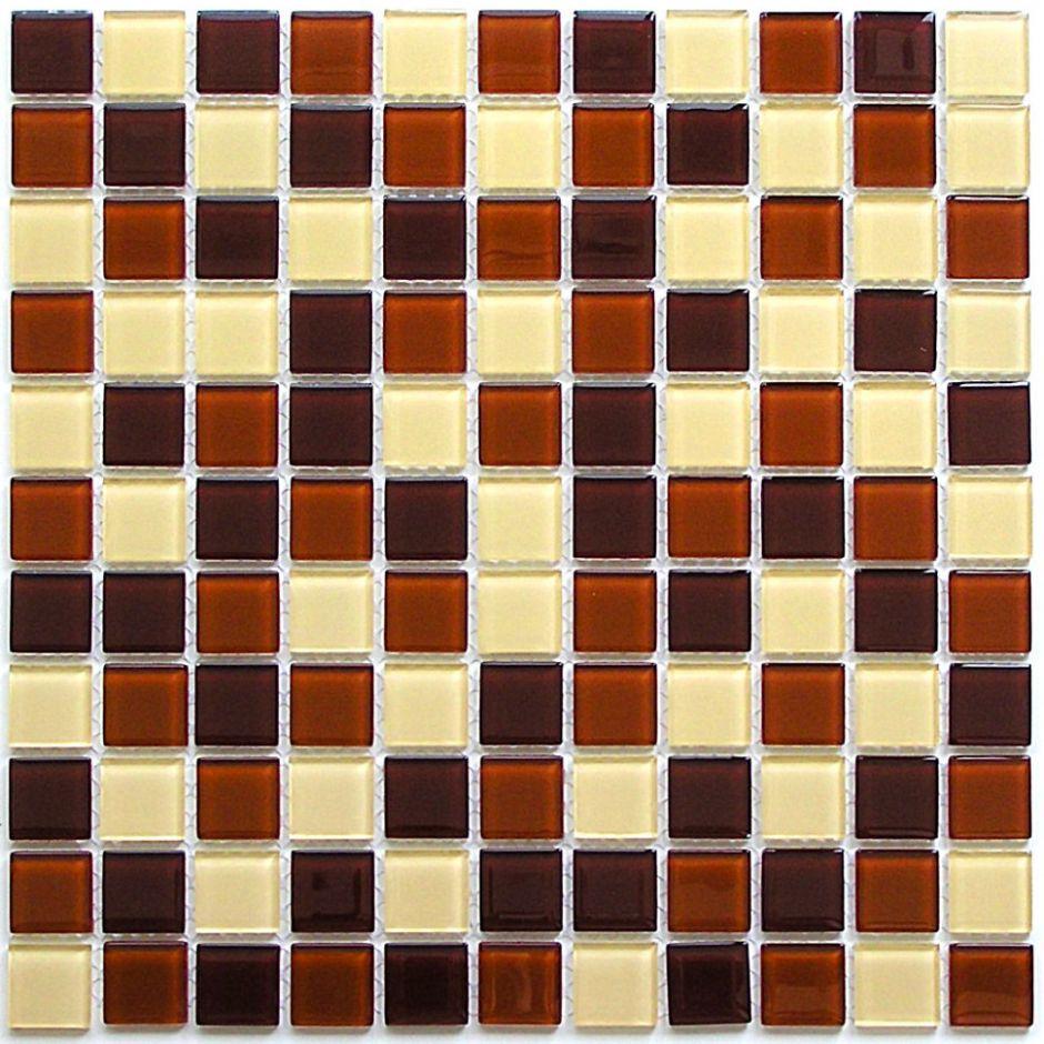 Мозаика стеклянная Bonaparte Toffee Mix