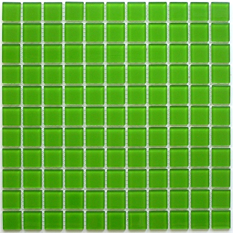 Мозаика стеклянная Bonaparte Green Glass