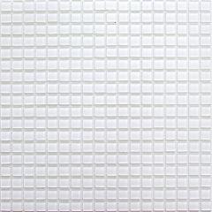 Мозаика стеклянная Bonaparte Super White