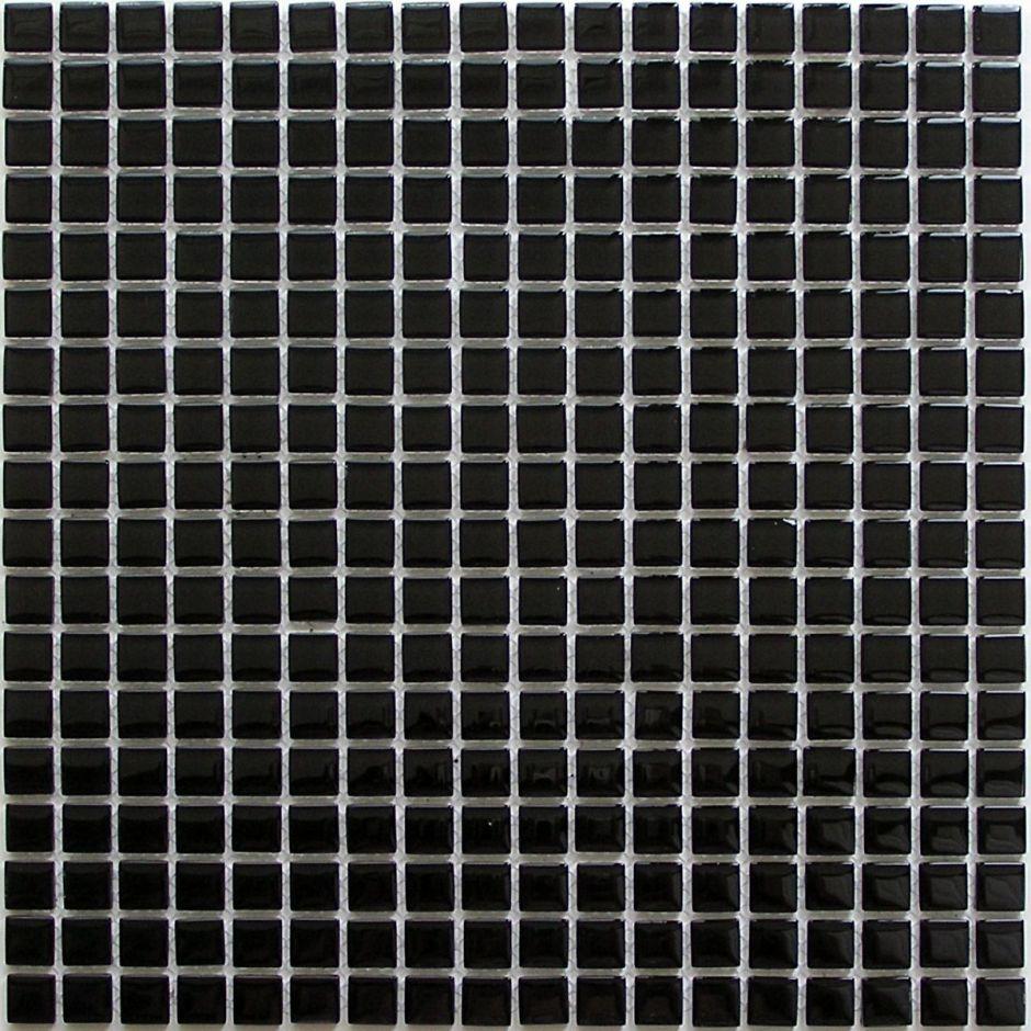 Мозаика стеклянная Bonaparte Super Black