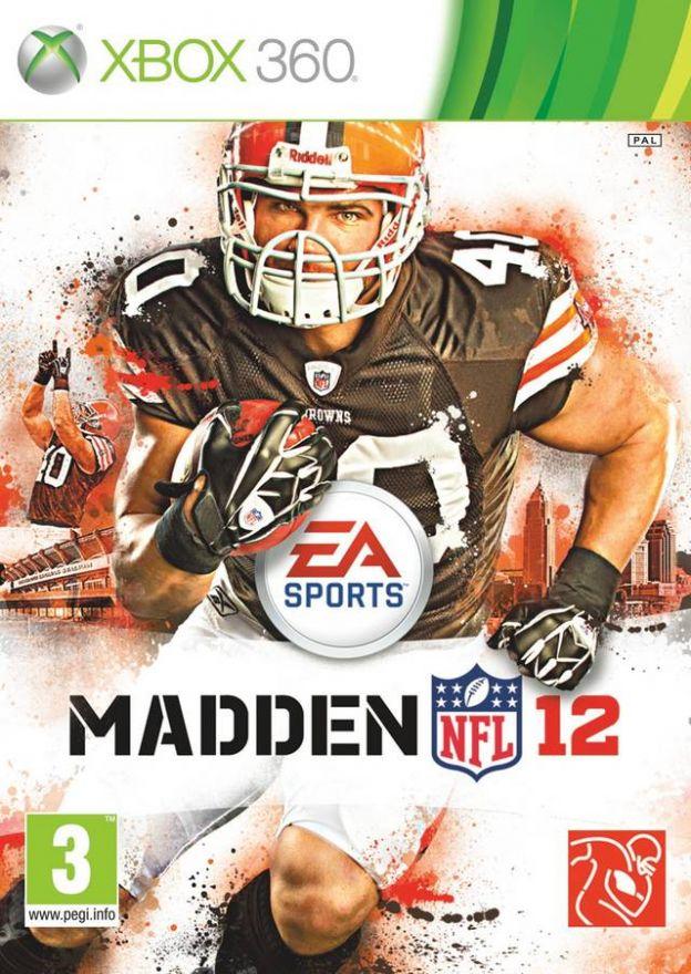 Игра Madden NFL 12 (Xbox 360)