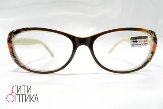Готовые очки  с диоптриями +1. Модель LW 2056