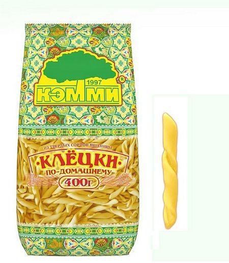 КЭММИ Клецки Спиралька 400гр
