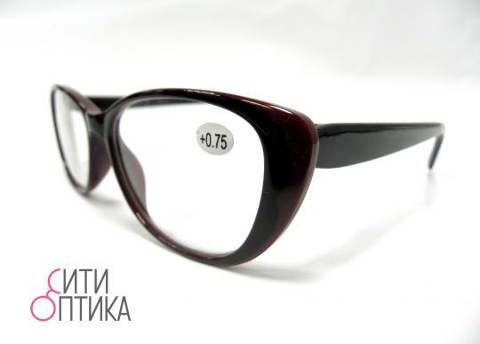 Готовые очки  с диоптриями +1. Модель New Vision 0601