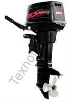 Zongshen T 25 BMS двухтактный подвесной лодочный мотор с двумя цилиндрами, объем двигателя 500 куб/см. texnomoto.ru