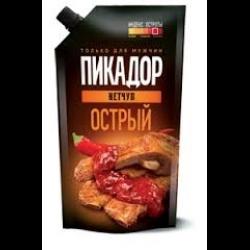 Кетчуп Пикадор Острый д/п 330гр