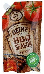 Кетчуп Хайнц BBQ Season д/п 350гр
