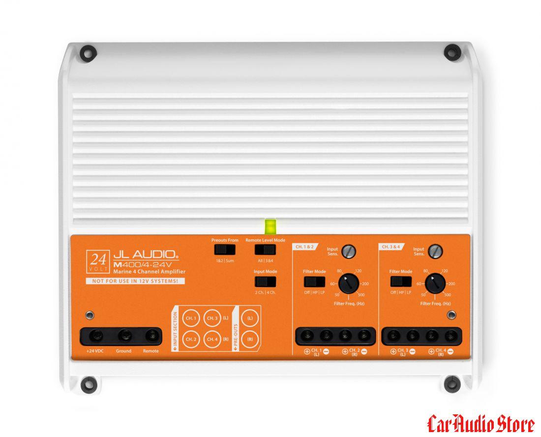 JL Audio M400/4-24V