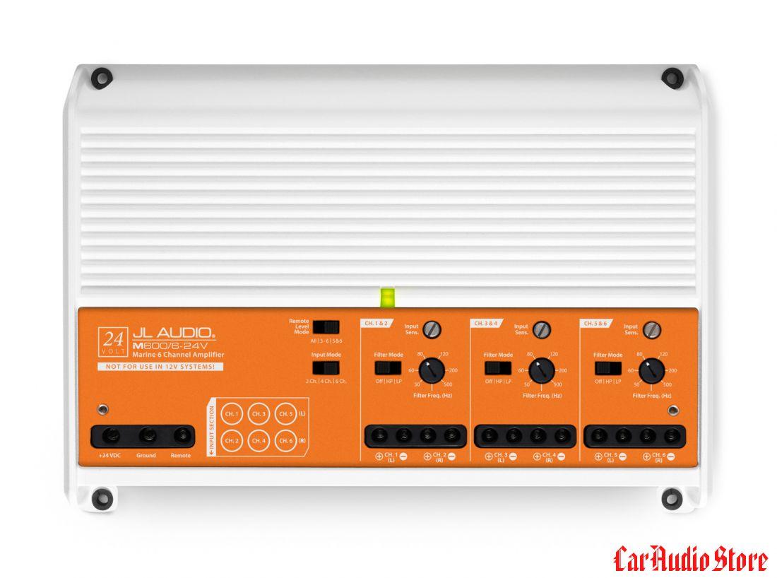 JL Audio M600/6-24V