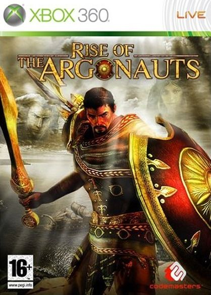 Игра Rise of The Argonauts (Xbox 360)