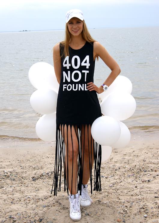 Модное платье 404