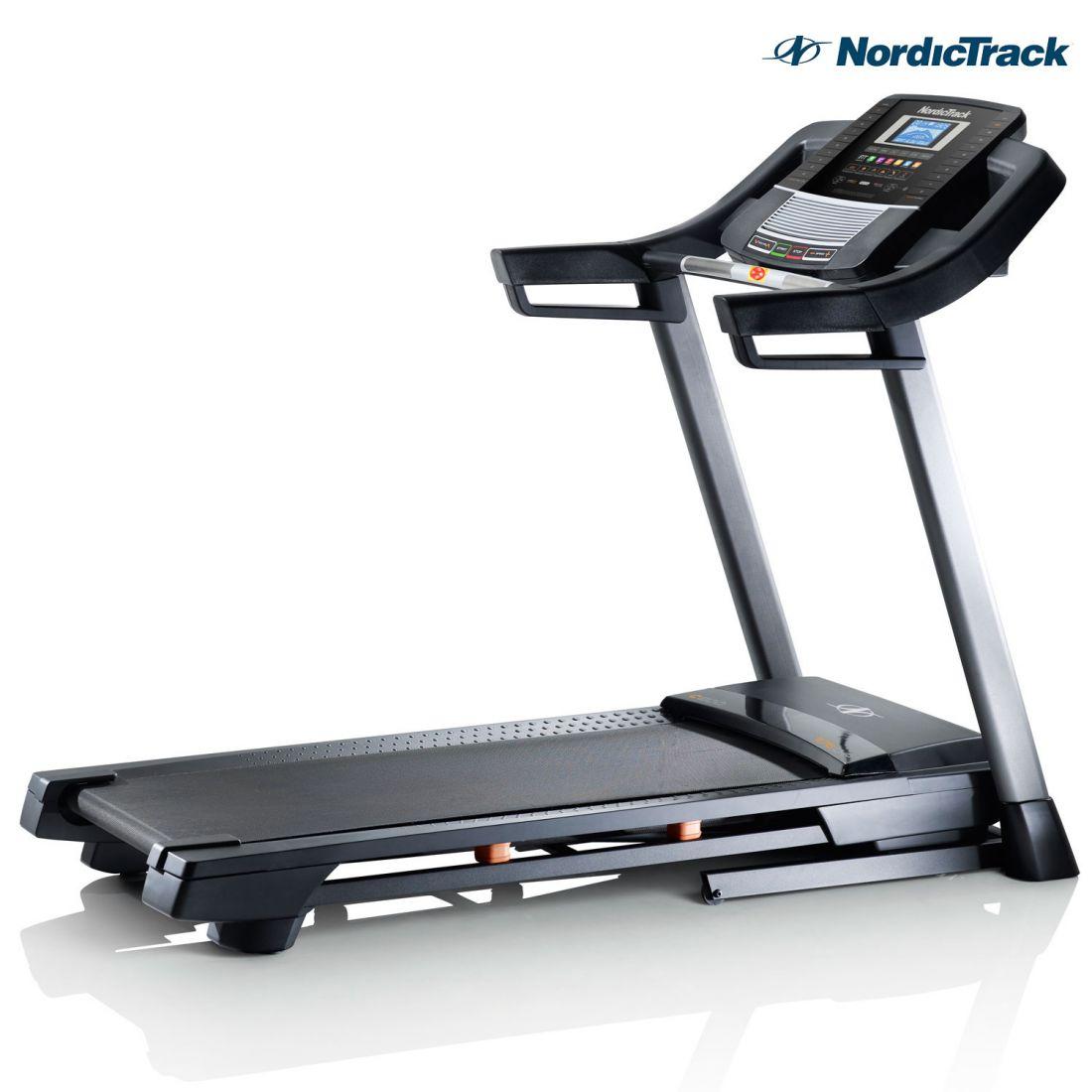 Электрическая беговая дорожка - NordicTrack C200