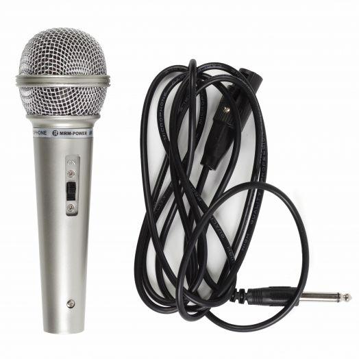 Караоке микрофон проводной MRM