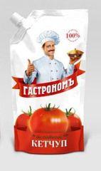 Кетчуп Острый 400гр д/пак