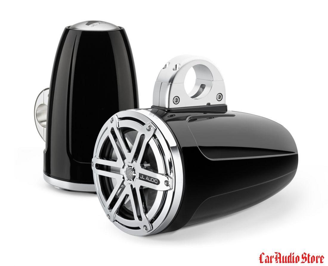 JL Audio MX770-ETXv3-SG-CB Sport Black/Chrome
