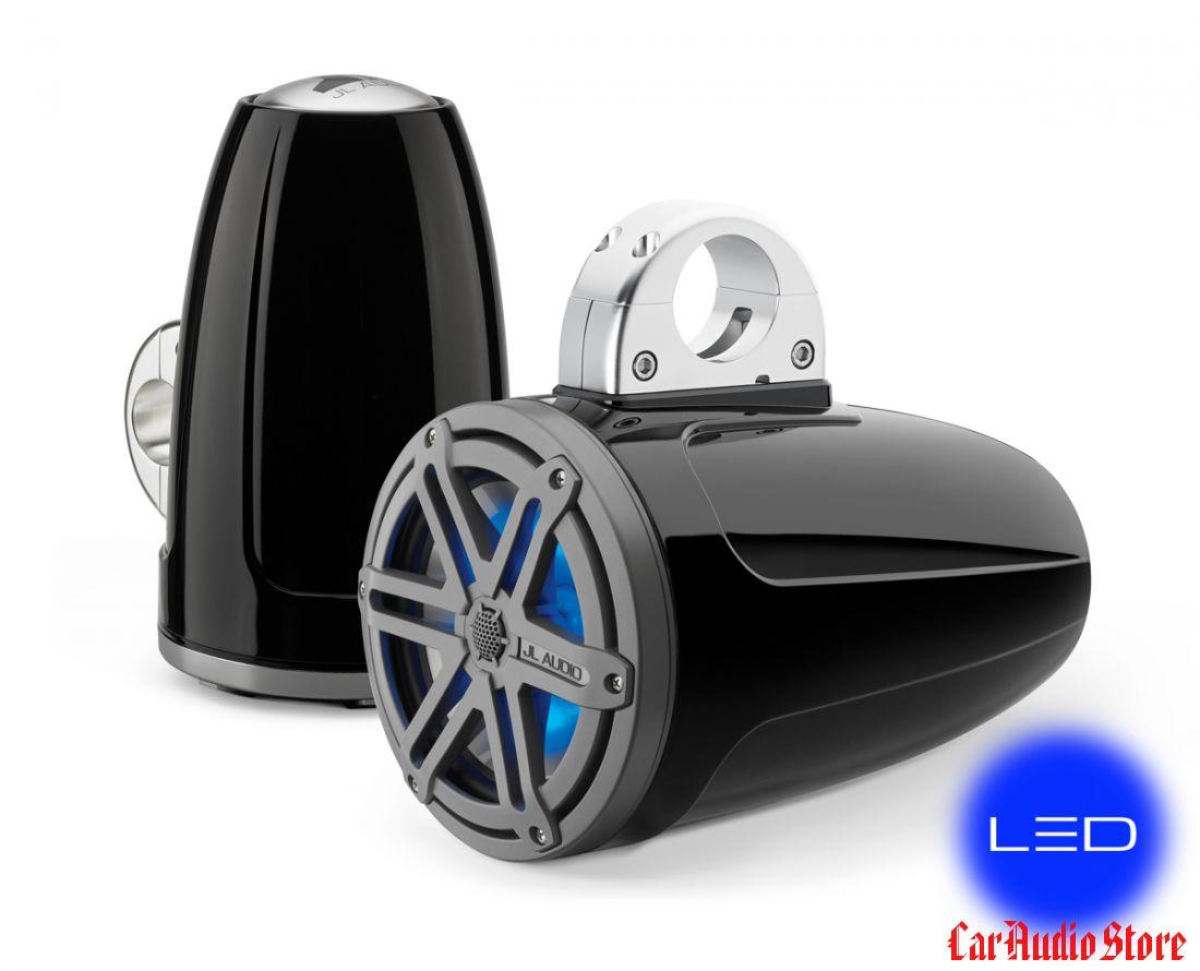 JL Audio MX770-ETXv3-SG-TLD-B Sport Titanium w/blue LED