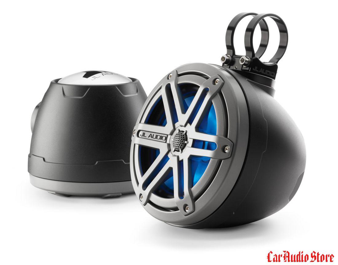 JL Audio PS650-VeX-SG-TMB-LDB Sport Matte Black/Titanium