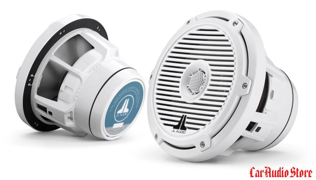 JL Audio M880-CCX-CG-WH Classic White