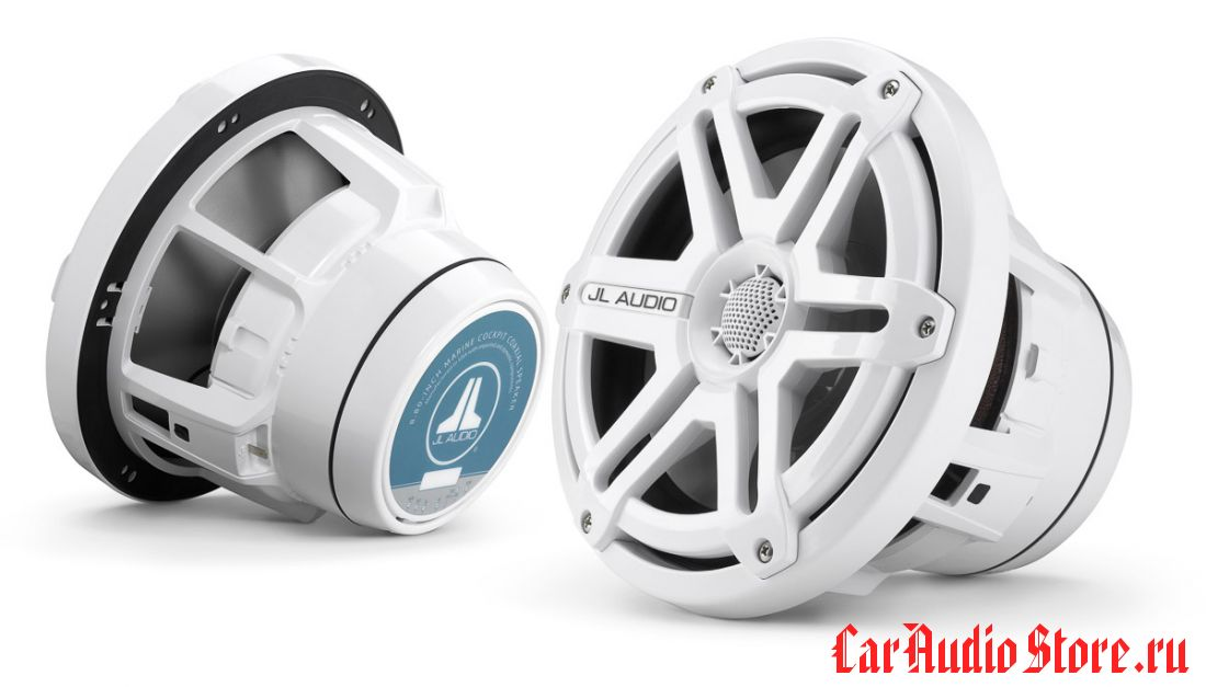 JL Audio M880-CCX-SG-WH Sport White