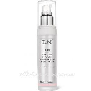 KEUNE Сыворотка для волос Кератиновый комплекс / CARE Keratin Smooth Serum, 25 мл. (21360) Кёне