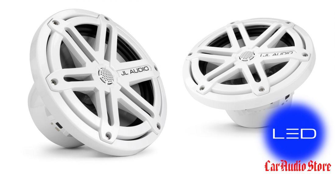 JL Audio MX770-CCX-SG-WLD-B Sport White w/blue LED