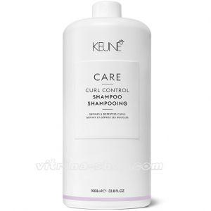 KEUNE Шампунь Уход за локонами / CARE Curl Control Shampoo, 1000 мл. (21366) Кёне