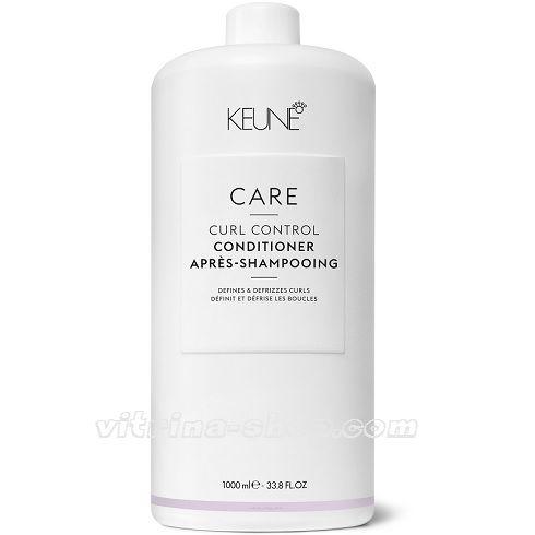 KEUNE Кондиционер Уход за локонами / CARE Curl Control Conditioner, 1000 мл. (21369) Кёне