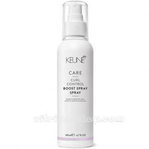 KEUNE Спрей-прикорневой уход за локонами / CARE Curl Control Boost Spray, 140 мл. (21373) Кёне