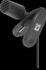Микрофон компьютерный MIC-109 черный, на прищепке, 1,8 м