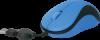 Проводная оптическая мышь MS-960 синий,скручивающийся кабель