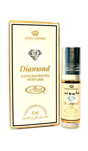 Арабские масляные духи Diamond | 6 мл | Al-Rehab | Женский