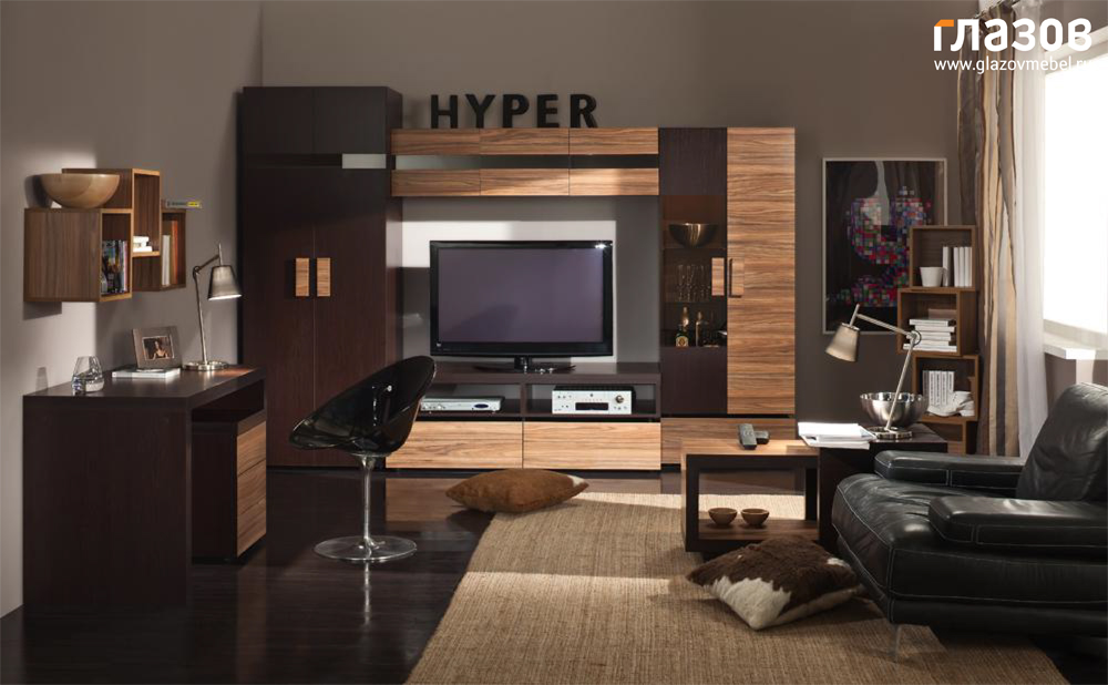 Мебель для гостиной HYPER