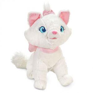 Плюшевая игрушка кошка Мари 30 см Дисней