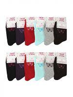 Носки подростковые для девочки №287