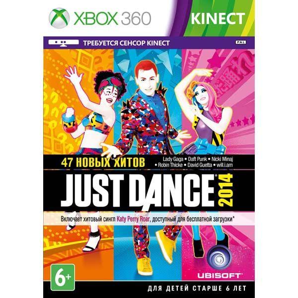 Игра Just Dance 2014 (Xbox 360)
