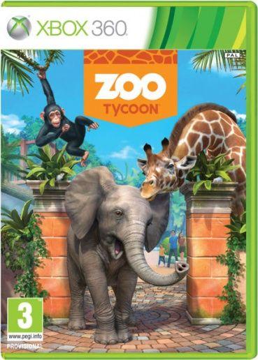 Игра Zoo Tycoon (Xbox 360)