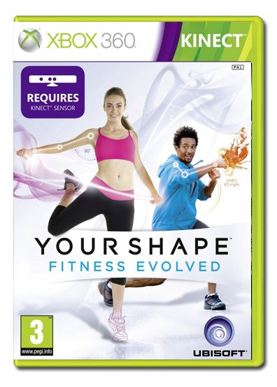 Игра Your Shape Fitness Evolved (Xbox 360)