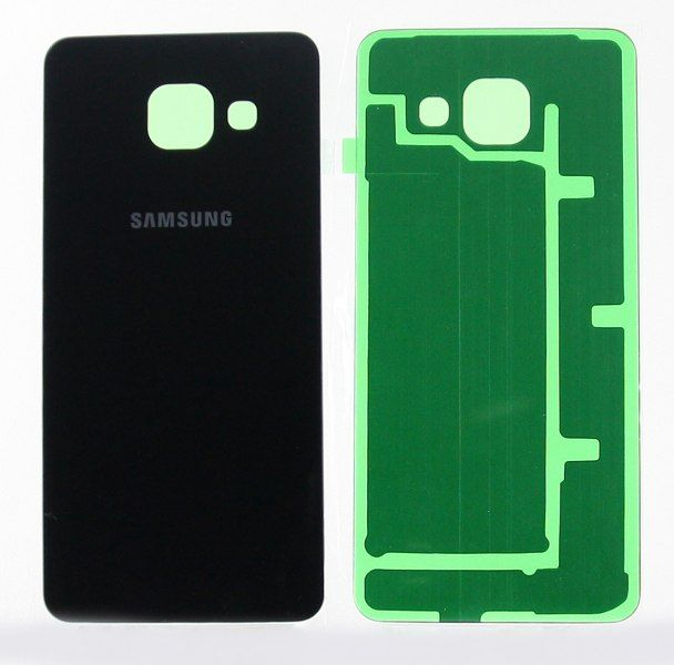 Задняя крышка Samsung A310F Galaxy A3 2016 (black) Оригинал