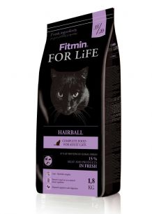 Fitmin Cat For Life Hairball
